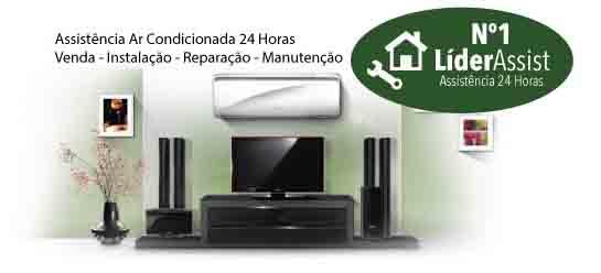 empresa de assistência a ar condicionados domésticos e industriais