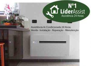 Ar condicionado assistência Técnica ao domicilio