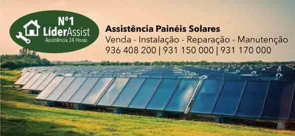 Assistência Painéis Solares Azambuja