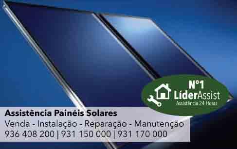 Assistência Painéis Solares Setúbal,