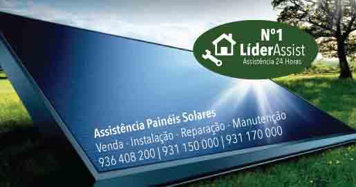 Assistência Painéis Solares