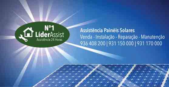 Assistência Painéis Solares Solahart Alcoentre,