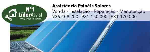 Assistência Painéis Solares Solahart Enxara do Bispo,