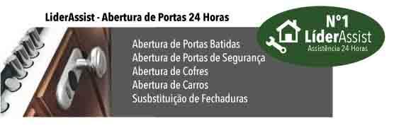 Abertura de Portas Vila Verde - Chaves e Fechaduras SOS