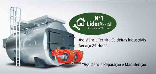 Assistência Caldeiras Industriais - Reparação de Caldeiras a gás ou gasóleo