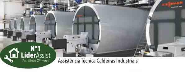 Empresa de assistência Reparação de equipamentos de aquecimento industriais e semi-industriais